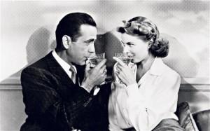 bogart et bergman dans Casablanca