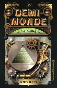 couverture de Le demi-monde tome 4 de Rod Rees aux editions J ai lu