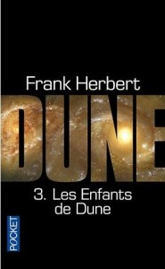 Couverture de Les enfants de Dune de Franck Herbert
