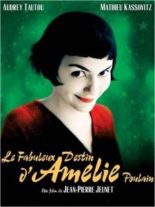 Affiche de Le fabuleux destin d'Amelie Poulain