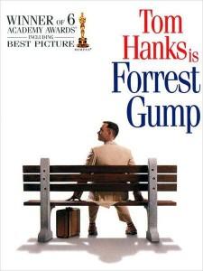 Affiche de Forrest Gump