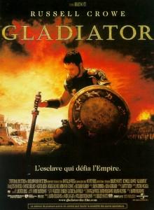 Affiche de Gladiator de Ridley Scott