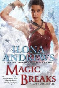 Couverture de Kate Daniels tome 7 de Ilona Andrews