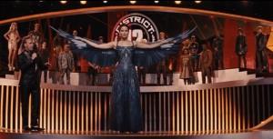 Katniss Everdeen est le geai moqueur
