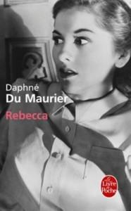 couverture de Rebecca de Daphne du Maurier aux éditions Le livre de poche