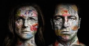 Affiche de la saison 3 de The americans