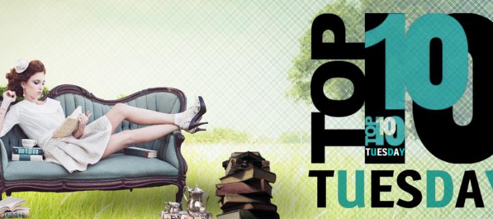 TTT #73 : Les 10 auteurs dont vous attendez avec impatience un nouveau livre (annoncé ou non)