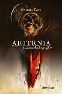 couverture de Aeternia tome 1 de Gabriel Katz