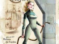 La ligue des ténèbres, épisodes 4 à 6 / Catherine Loiseau