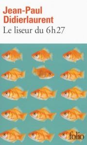 couverture de Le liseur du 6h27 de Jean-Paul Didierlaurent aux editions Folio