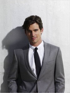 Photo de Neal Caffrey interprété par Matt Bomer