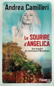 couverture de Le sourire d'Angelica d'Andrea Camilleri aux éditions Fleuve