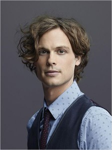 Photo du DR Spencer Reid incarné par Matthew Gray Gubler