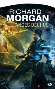 couverture de Anges dechus de Richard Morgan aux éditions Milady
