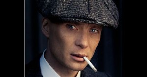 Photo de Tommy Shelby incarné par Cillian Murphy