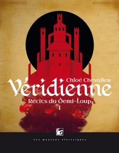 couverture de Veridienne de Chloe Chevalier aux éditions Moutons électriques