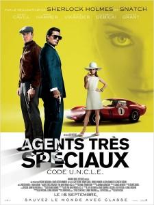 Affiche du film Agents très spéciaux - Code U.N.C.L.E sz Guy Ritchie