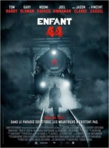 Affiche du film Enfant 44 de Daniel Espinosa