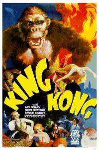 Affiche du film King Kong de 1933