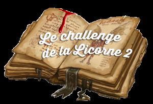 logo le challenge de la licorne 2