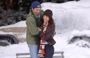 Luke et Lorelei dans Gilmore Girls