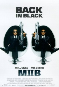 Affiche de Men in black 2