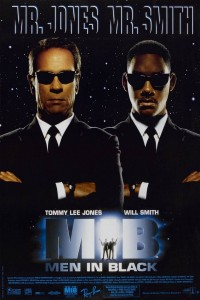 Affiche de Men in black
