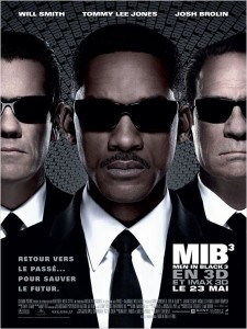 Affiche de Men in black 3