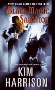 couverture de Rachel Morgan tome 8 de Kim Harrison