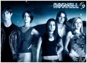 Affiche de la série Roswell