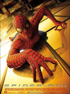 Affiche de Spider-man 1