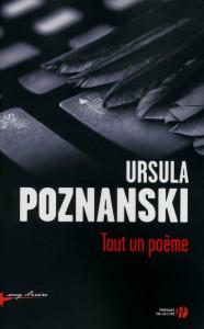Couverture de Tout un poeme de Ursula Poznanski aux editions Presses de la cité