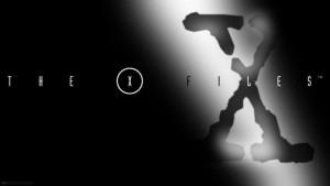logo x-files
