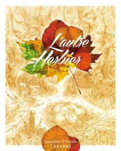 couverture de L autre herbier de Amandine et Nicolas Labarre