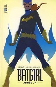 couverture Batgirl année 1 de Beatty, Dixon et Martin