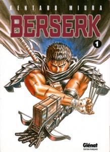 couverture de berserk tome 1 de Kentaro Miura