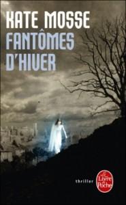 couverture de Fantomes d hiver de Kate Mosse aux editions Le livre de poche