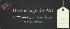 destockage de pal theme hiver