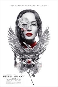 Affiche de Hunger Games la révolte partie 2