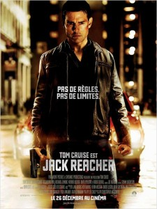 Affiche du film Jack Reacher