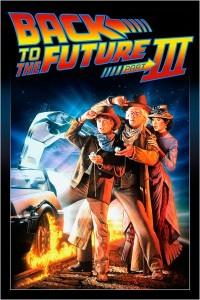 Affiche de Retour vers le futur 3 de Robert Zemeckis