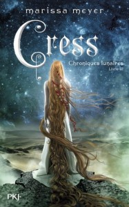 couverture de Cress de Marissa Meyer