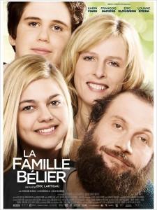 Affiche du film La famille Belier de Eric Lartigau
