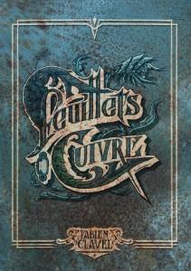 couverture de Feuillets de cuivre de Fabien Clavel