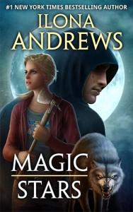 couverture de Magic stars de Ilona Andrews