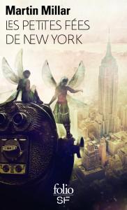 couverture de Les petites fées de new york de Martin Millar
