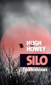 couverture de Silo generations de hugh howey