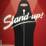 couverture de stand up de anthony mc certen aux editions piranha