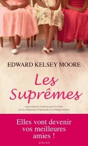 cpuverture de Les supremes de Edward Kelsey Moore