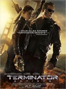 affiche du film Terminator Genisys de Alan Taylor